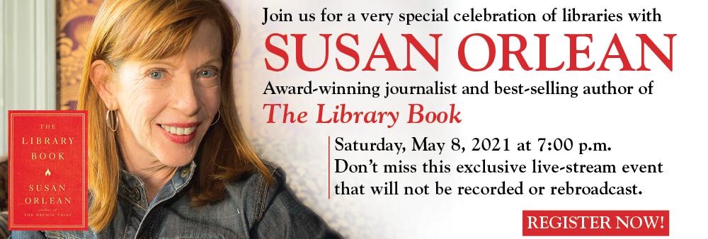 Susan Orlean Event