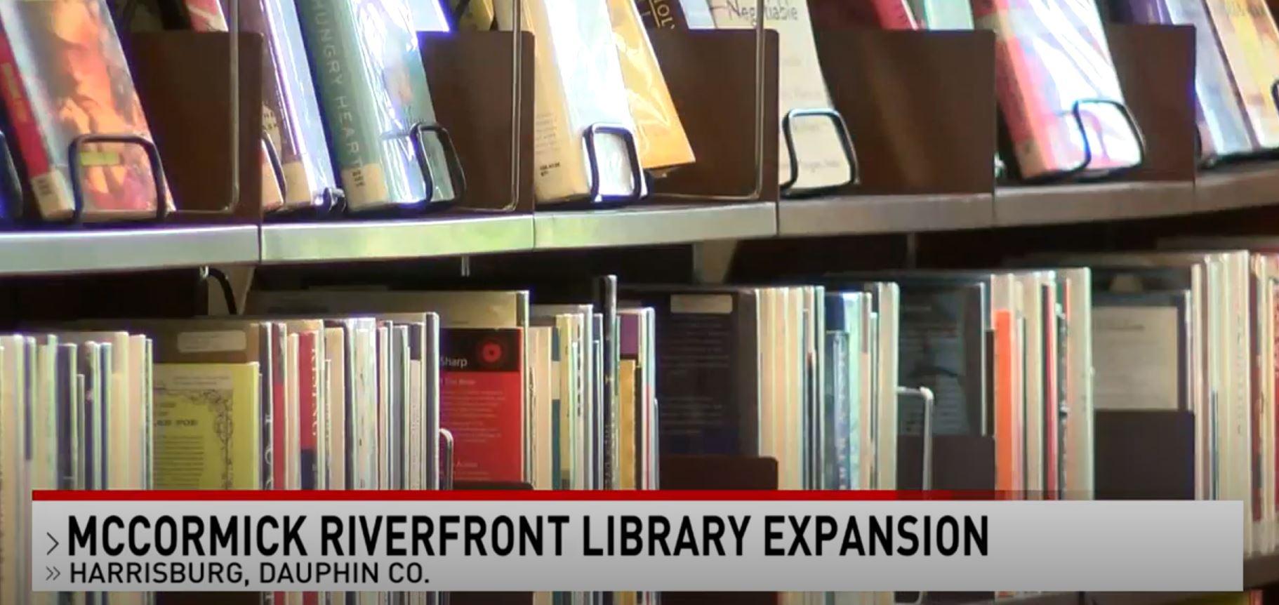 McCormick Riverfront Library