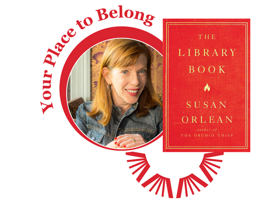 For the Love of Libraries: This month, author Susan Orlean ventures to Harrisburg